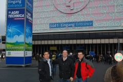 Feria Agritechnica'09 Hannover-Alemania
